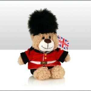 15CM GUARDMSMAN BEAR