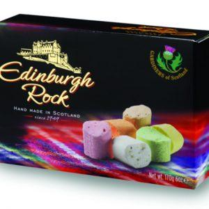 Edinburgh Rock Carton  170g