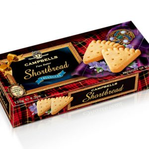 120g Shortbread Triangles