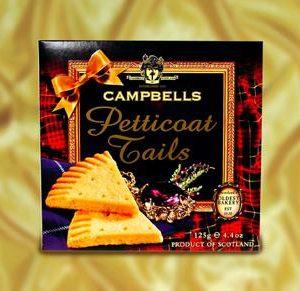 2 x 125g Petticoat Tail gift carton Stickered Twinpack £2.99