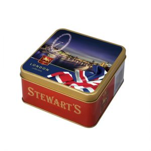 100g FUDGE TIN – LONDON EYE