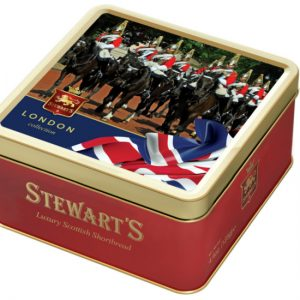 125g SHORTBREAD TIN – HOUSEHOLD CAVALRY