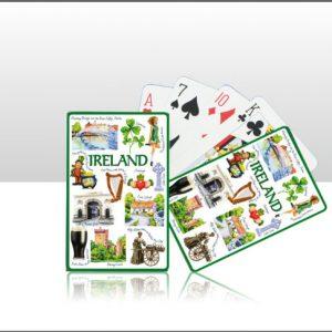 Iconic Ireland Playing Cards