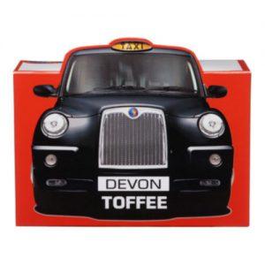 London Taxi Devon Toffee Carton