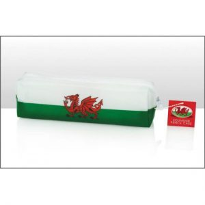 TBD WELSH DRAGON PVC PENCIL CASE